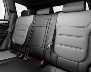 Touareg heated rear seats