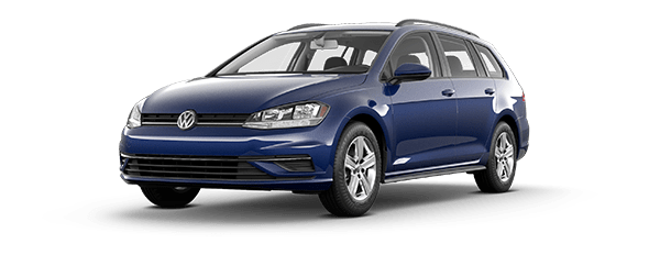 2018 Golf Sportwagen with Tiptronic